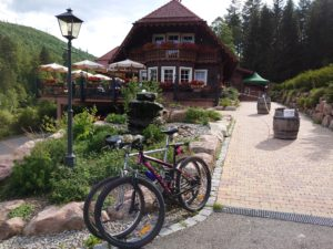Mountain bike tour in the Black Forest